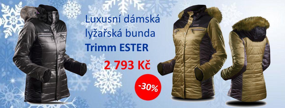 Dámská lyžařská bunda Trimm Ester