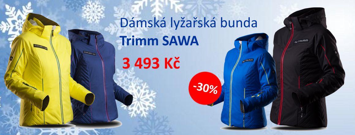 Dámská lyžařská bunda Trimm Sawa
