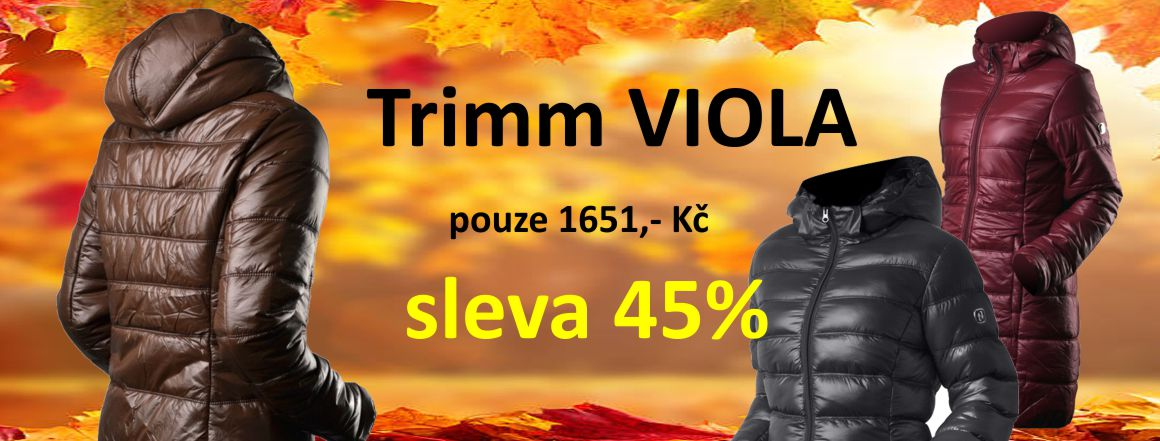 Trimm Viola