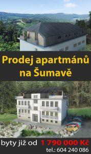 Apartmány Vyhlídka Hamry