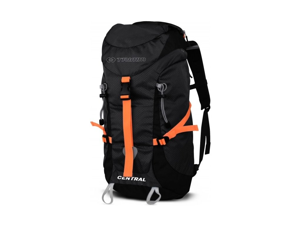 Trimm CENTRAL 40L Black / Orange