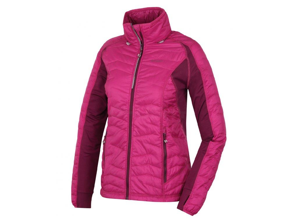 Husky Dámská outdoorová bunda Nimes L sv. purpurová Velikost: M