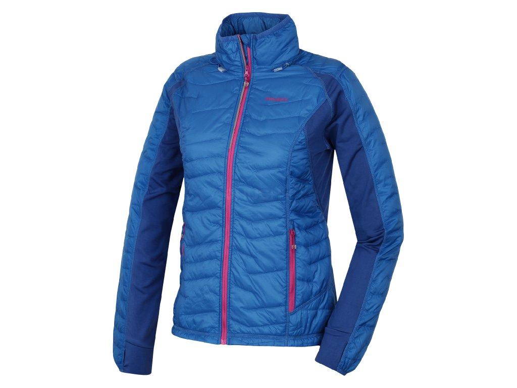 Husky Dámská outdoorová bunda Nimes L modrá Velikost: L
