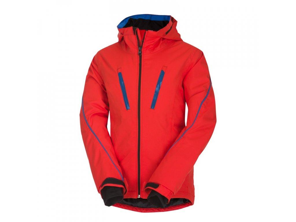 Husky Dětská lyžařská bunda Lona Kids oranžová - OutdoorMarket 1ccbfcad80