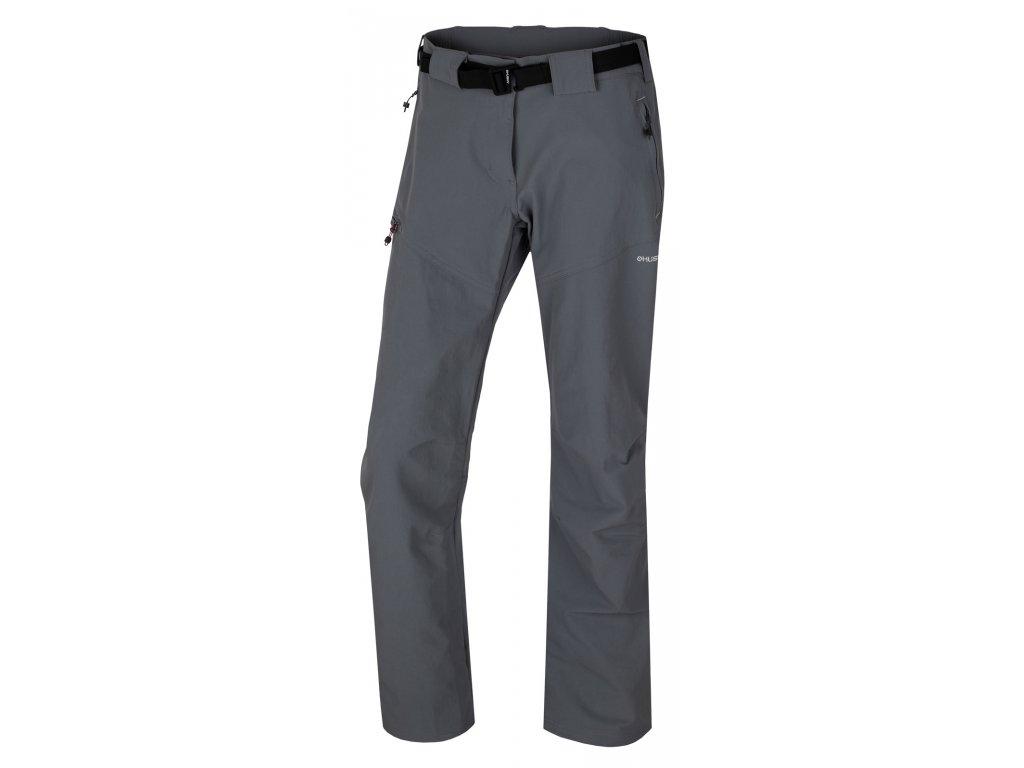 ba03370f715 Husky Dámské sofshellové kalhoty Keiry L tm. šedá - OutdoorMarket