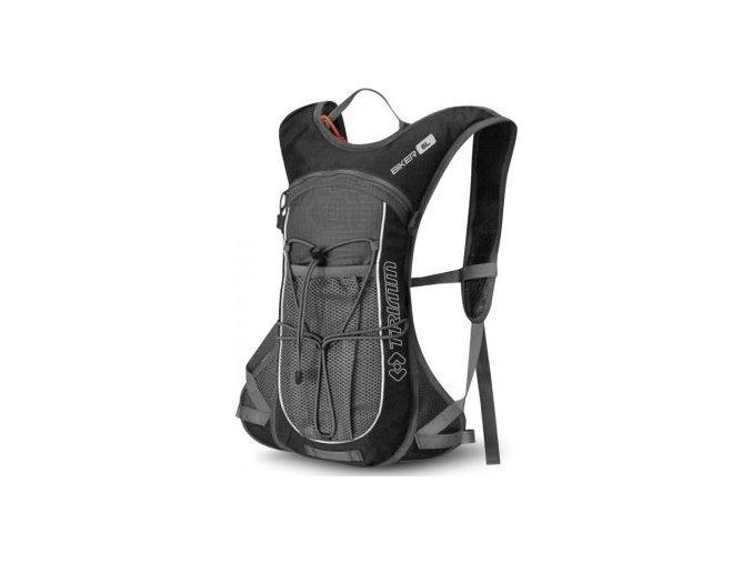 Trimm Biker 6L black/dark grey