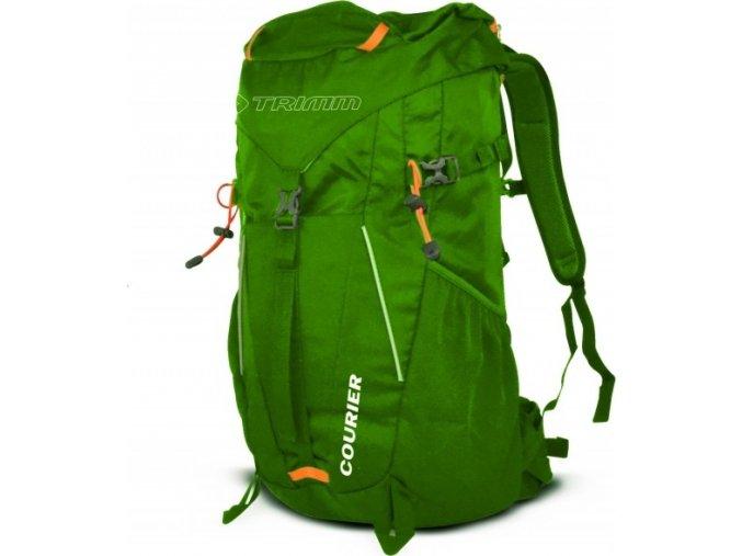 Trimm COURIER 35L Green / Orange