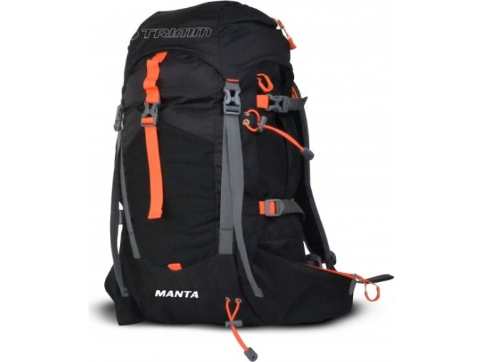 Trimm MANTA 30L Black / Orange