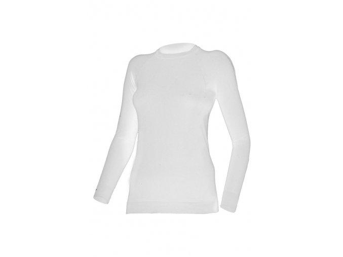 Lasting MARELA 0180 bílá bezešvé triko
