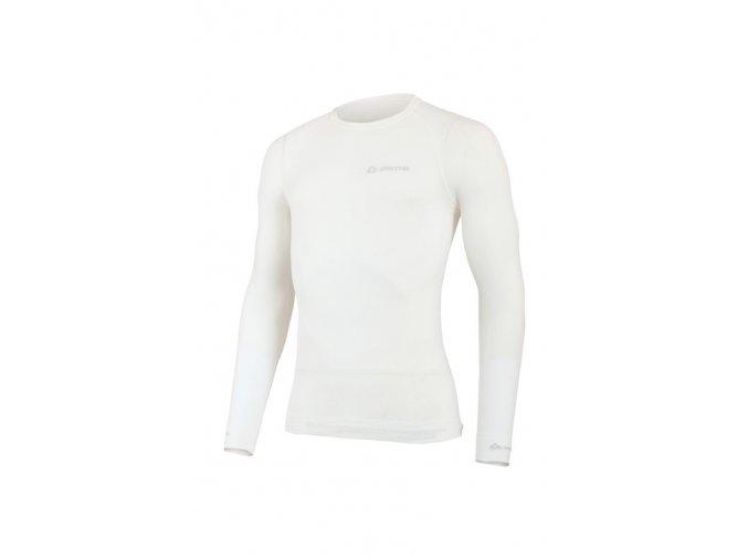 Lasting MARBY 0180 bílá bezešvé triko