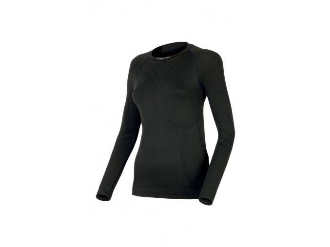 Lasting ATALA 9090 černá termo bezešvé triko
