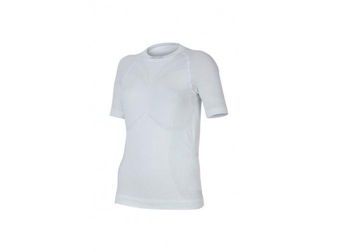 Lasting ALBA 0101 bílá termo bezešvé triko