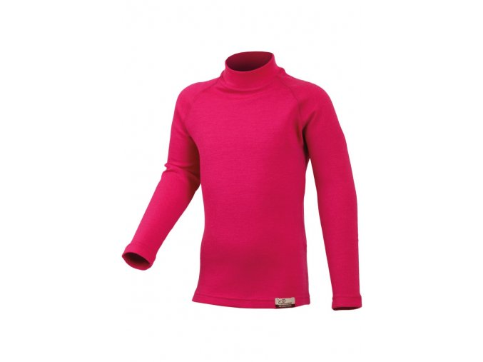 Lasting SONY 4747 růžová Vlněné Merino triko