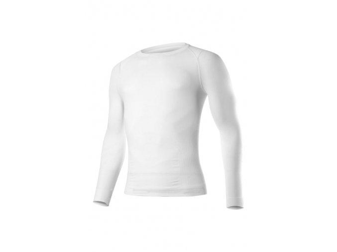 Lasting APOL 0101 bílá termo bezešvé triko