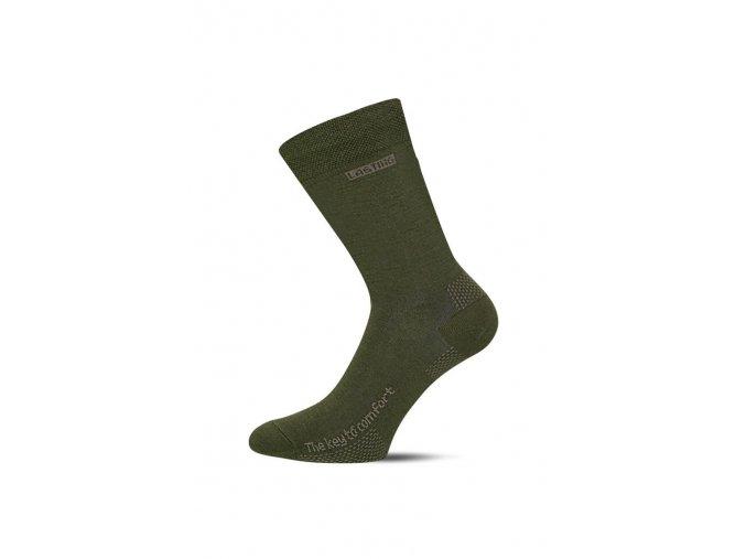 Lasting OLI 620 zelená Coolmax ponožky  ponožky