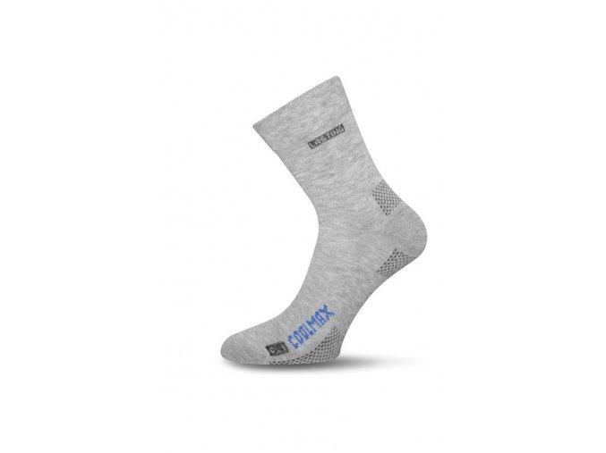 Lasting OLI 800 šedá Coolmax ponožky  ponožky