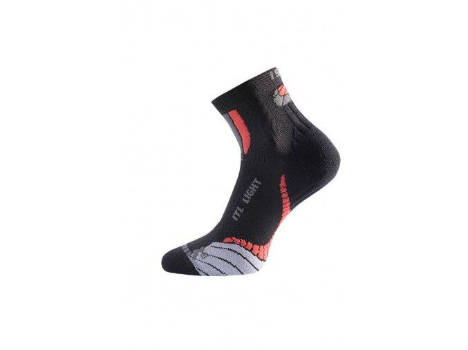 Lasting ITL 903 černá terkingová ponožka  ponožky