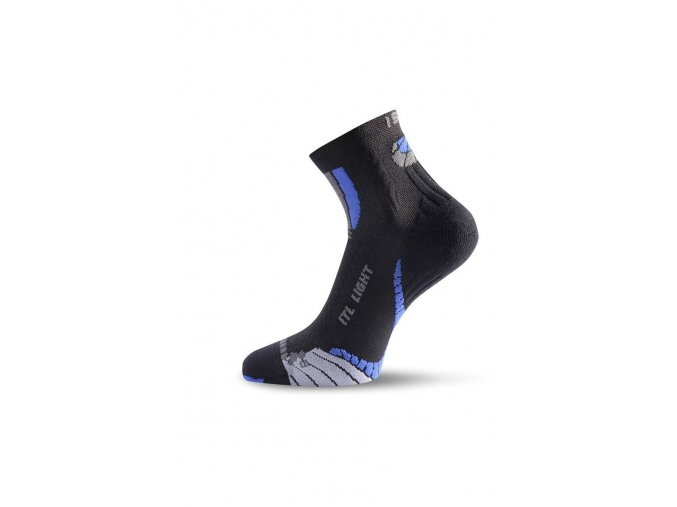 Lasting ITL 905 černá terkingová ponožka  ponožky