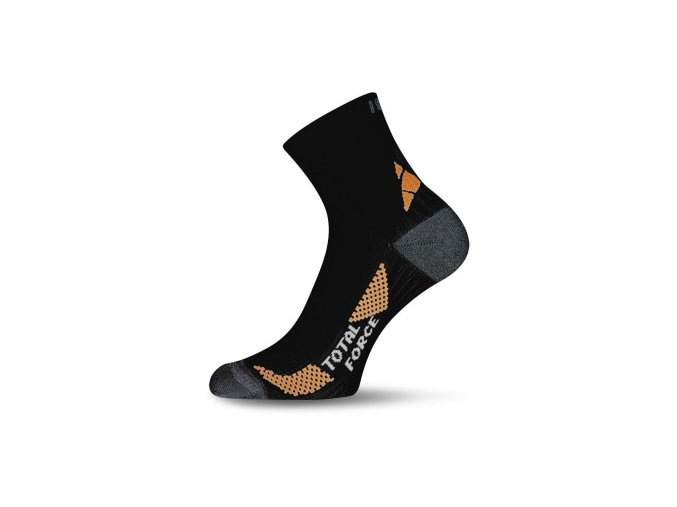 Lasting RTF 900 černé běžecké ponožky  ponožky
