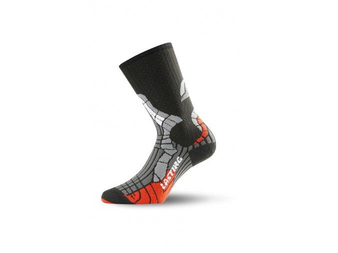Lasting SCI 903 černá Termo ponožky  ponožky