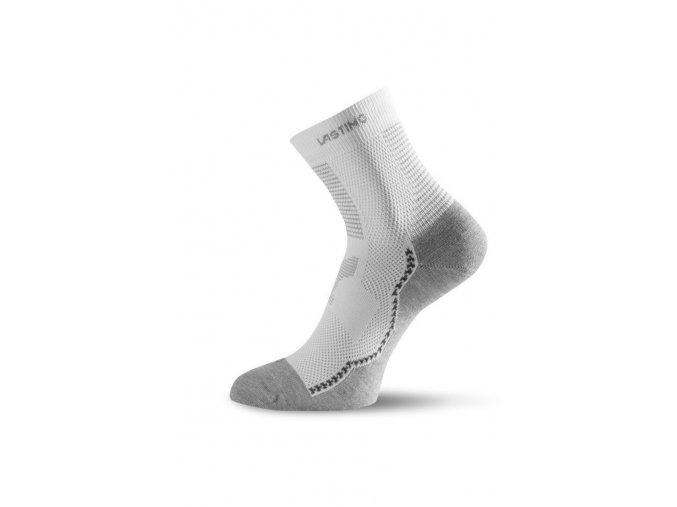 Lasting TCA 001 bílá Coolmaxová ponožka  ponožky