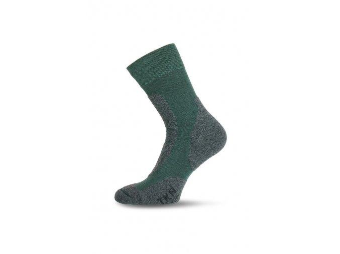 Lasting TKN 620 zelená ponožky celoroční  ponožky