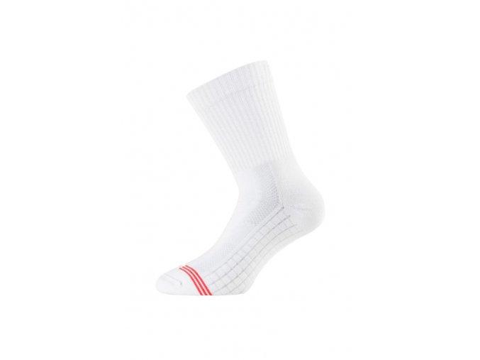 Lasting TSR 001 bílá bambusové ponožky  ponožky