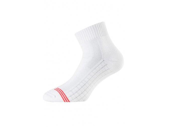 Lasting TSS 001 bílá bambusové ponožky  ponožky