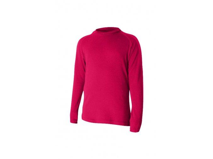 Lasting HATY 4747 růžová Vlněné Merino triko