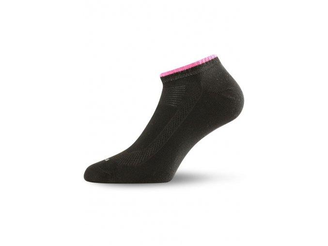 Lasting ARA-2pár bavlněné ponožky 903 černá  ponožky