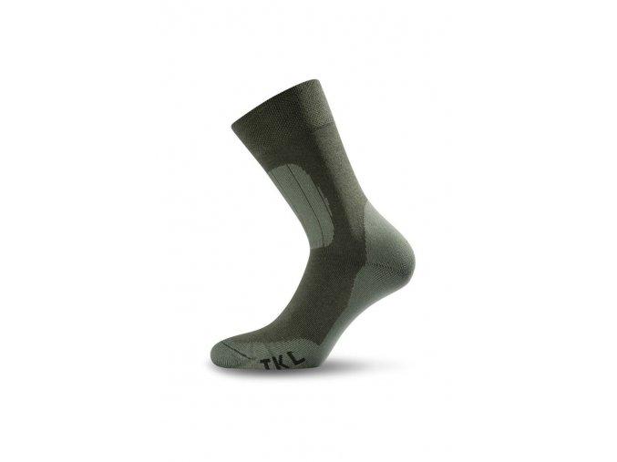 Lasting Podzimní ponožky TKL 620  ponožky