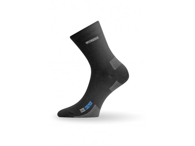 Lasting OLI 900 černé coolmaxové ponožky  ponožky