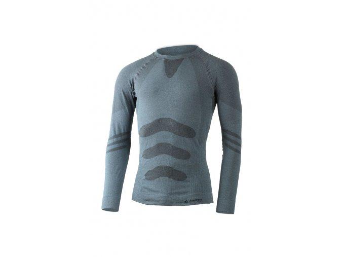 Lasting APOL 5890 modrá termo bezešvé triko