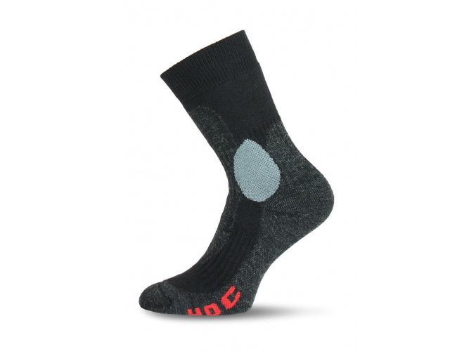 Lasting HOC 005 černá hockey ponožky  ponožky