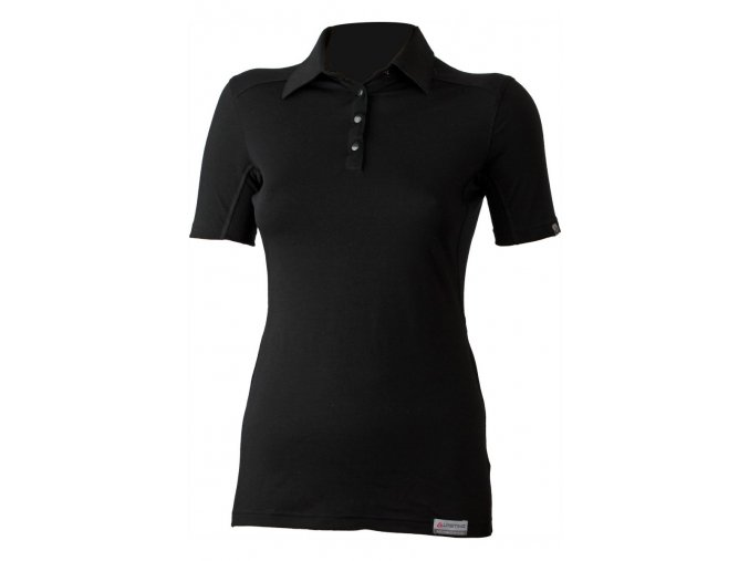 Lasting ALISA 9090 černé merino triko dámské