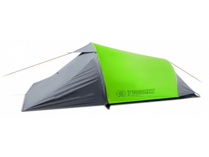 Trimm Spark - D lime green / grey