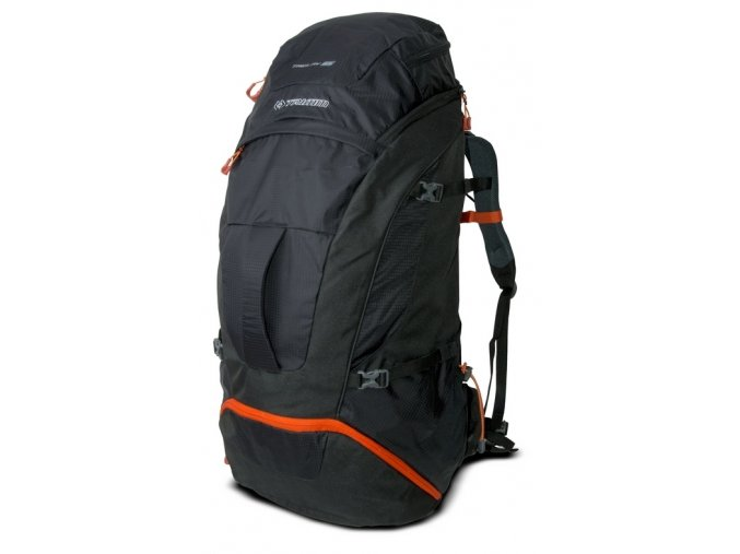 Trimm Triglav 65L black / orange