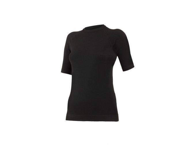 Lasting MARICA 9090 černá termo bezešvé triko