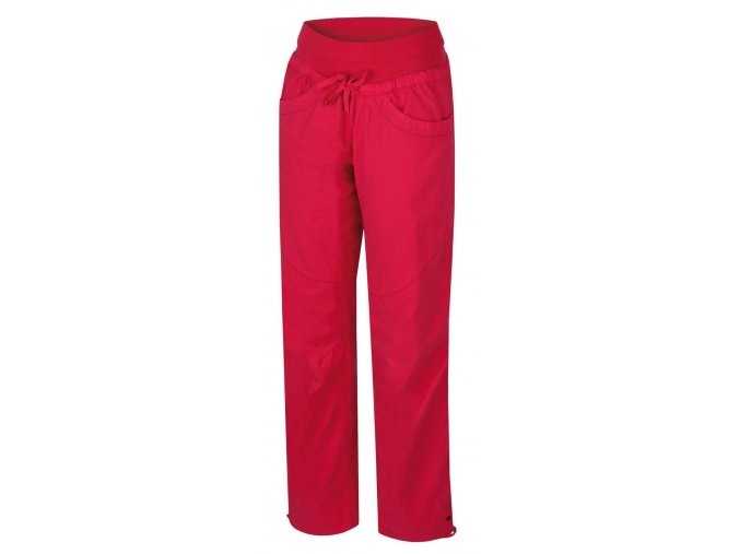 Hannah Vacancy II  Rose red