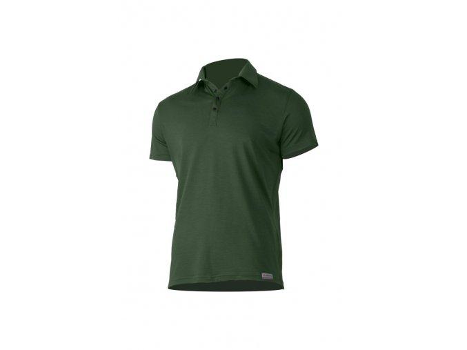 Lasting ELIOT 6262 vlněná merino polo košile