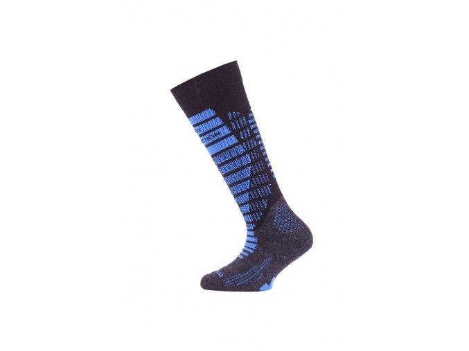 Lasting SJR 905 černá dětské ponožky  ponožky