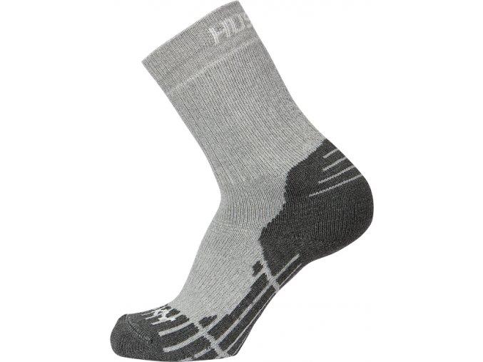 Husky Ponožky   All Wool sv. šedá  ponožky