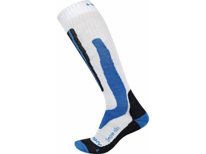 Husky Podkolenky  Snow-ski modrá  ponožky
