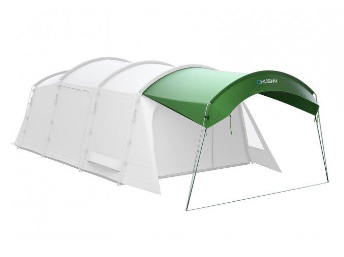 Husky Stan Caravan stanový přístřešek zelená  přístřešek
