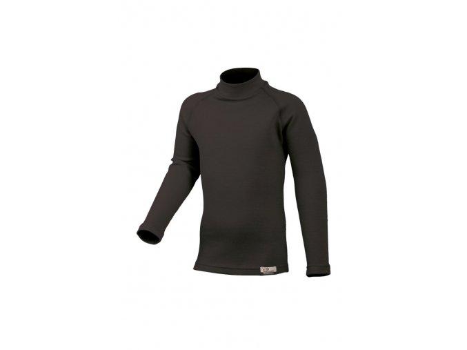 Lasting SONY 9099 černé Vlněné Merino triko