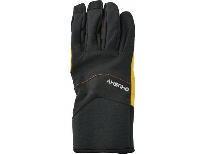 Husky Pánské rukavice   Ergon černá