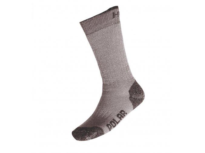 Husky Ponožky   Polar antracit  ponožky