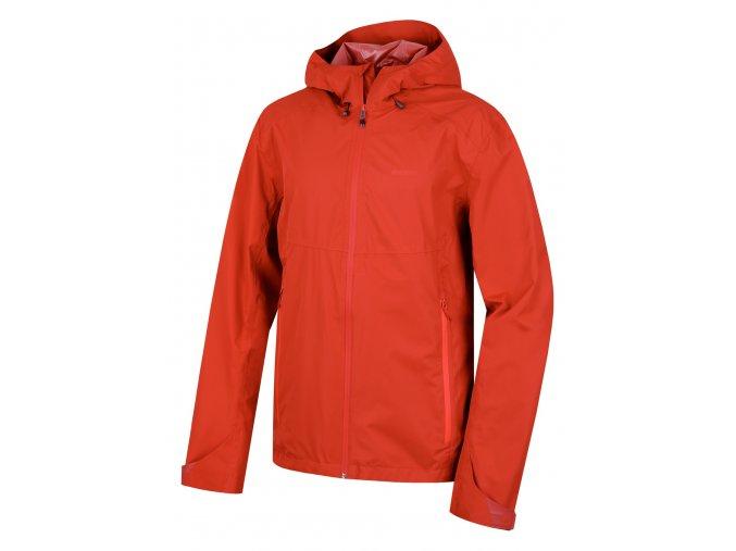 Husky Pánská outdoor bunda   Lamy M tm. červená