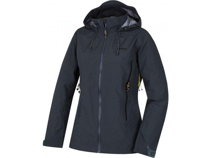 Husky Dámská outdoor bunda   Nakron L černý mentol