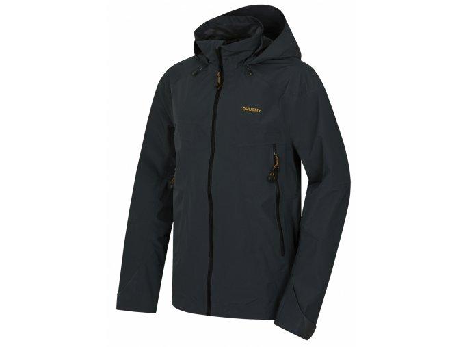 Husky Pánská outdoor bunda   Nakron M černý mentol